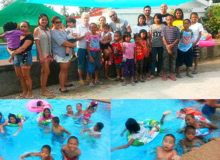 A Day of Fun for Mangohouse Kids