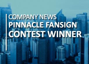 Fansign Contest Winner