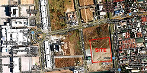 Vacant Lot in Super Block A Pasay City For Sale - 4720 Sqm