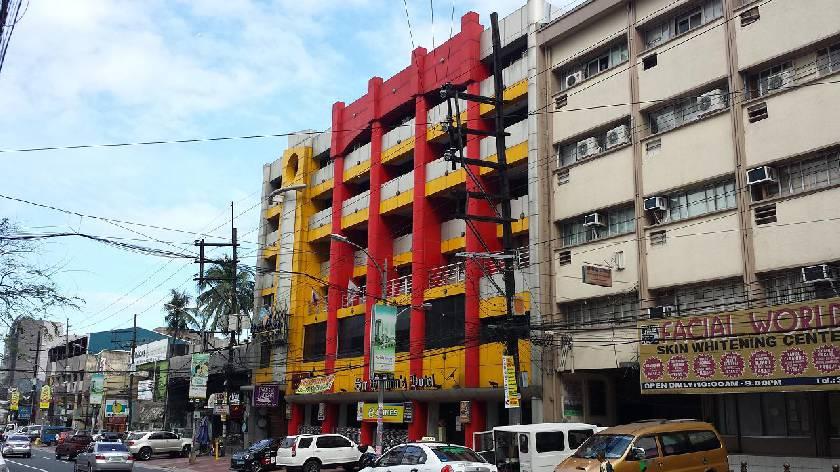 Building in Timog Avenue Quezon City For Sale - 5146.12 Sqm Floor Area