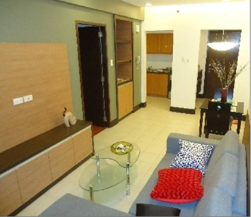 Condo in Forbeswood Parklane, Taguig City For Lease - 46 Sqm