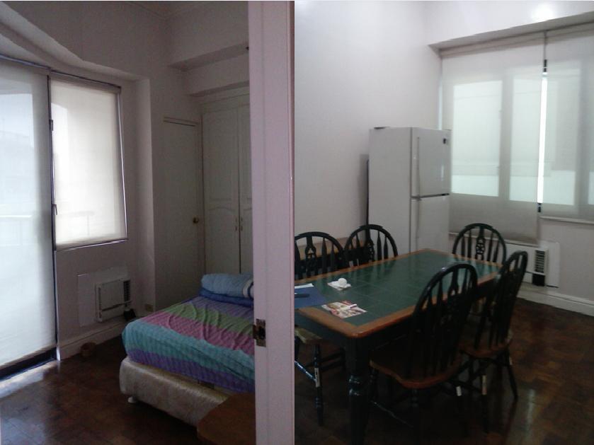 Condo in Asian Mansion Ii Condominium, Makati City For Sale - 56 Sqm