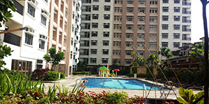 Condo in Manhattan Place, Quezon City For Sale - 23 Sqm
