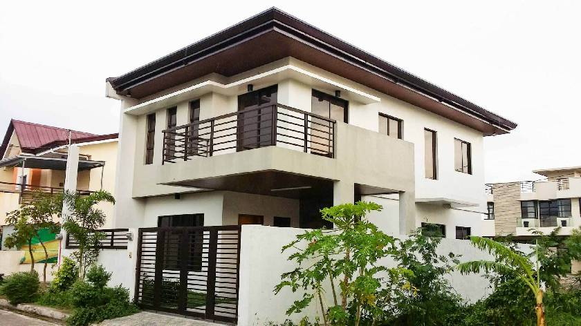 House & Lot for Sale in Greenwoods Executive Village Cainta, Rizal - 120 Sqm