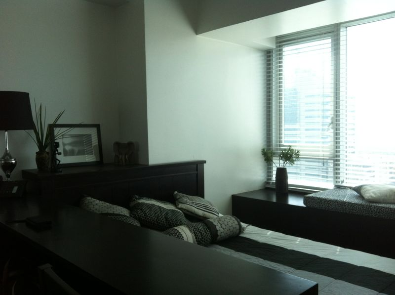 Condo in The St Francis Shangri La Place, Mandaluyong City For Lease - 37 Sqm