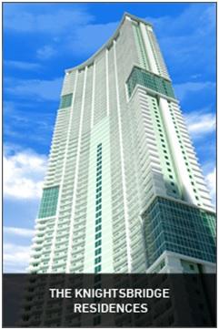 Condo in Knightsbridge Residences , Makati City For Sale - 28 Sqm