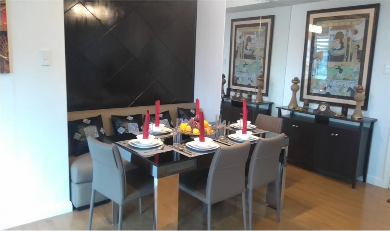 Condo in One Rockwell West Tower, Makati City For Lease - P3116590