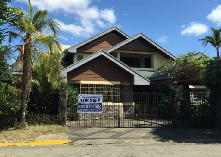 2 Storey House for Sale in Filinvest 2 Subdivision, Quezon City