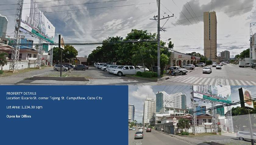 Commercial Vavant Lot Camputhaw Cebu