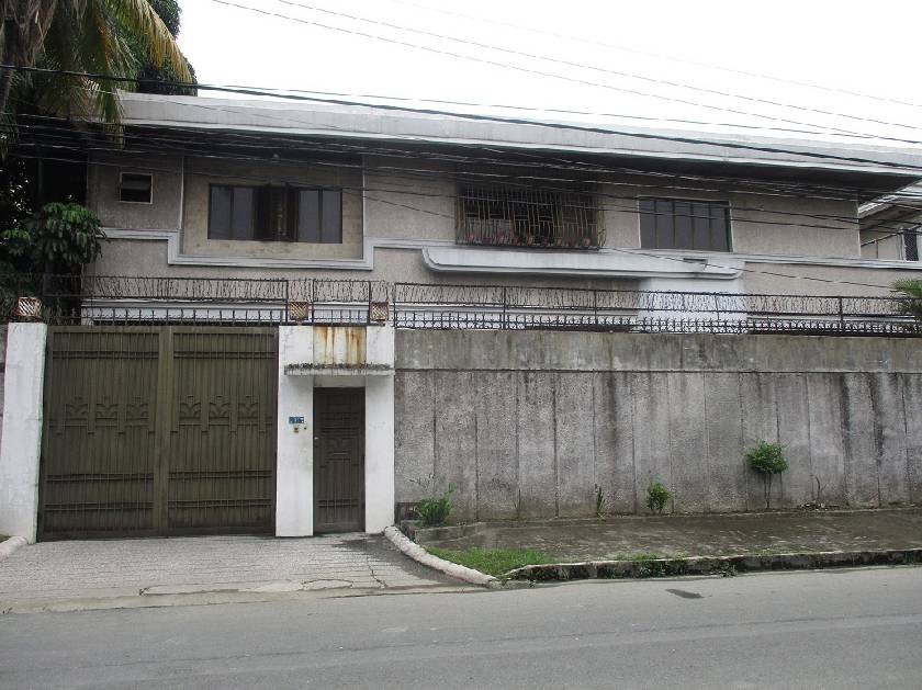 House & Lot for Sale in Sta Mesa Heights Quezon City