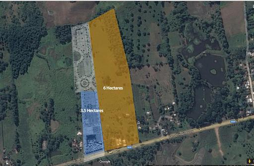 Vacant Lot in Cordon Cordon, Isabela For Sale - 3.1 Hectare