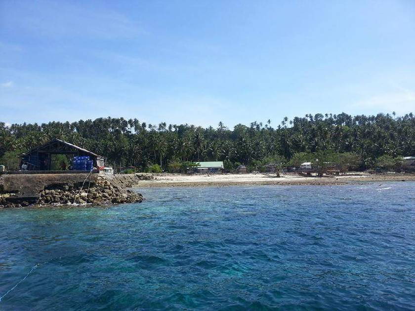 Beach Front in Talicud Island Garden City Of Samal, Davao Del Norte For Sale