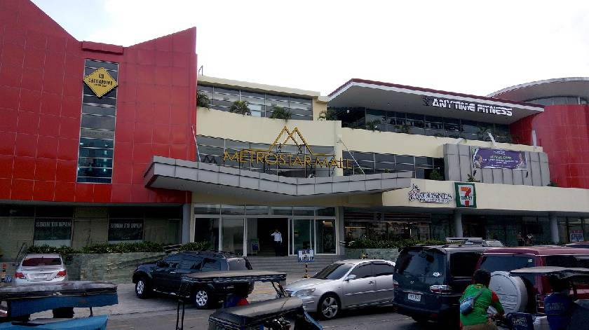 Retail Commercial Space in Bf Homes Paranaque City For Lease - 114 Sqm Floor Area