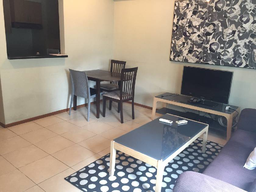 Condo in Two Serendra, Taguig City For Lease - 60 Sqm