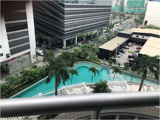 Condo in One Mckinley Place, Taguig City For Lease - 80 Sqm