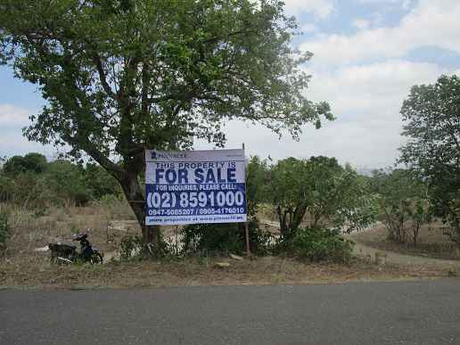 Vacant lot in Maligaya Road, San Antonio, Zambales for Sale