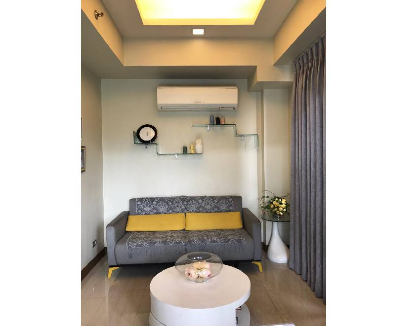 Condo Unit in Xavier Residences, Greenhills, San Juan for Lease