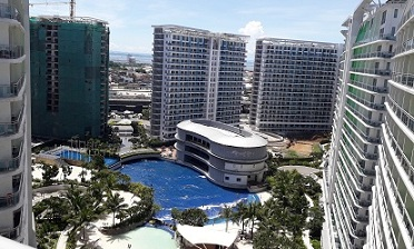 Condo in Azure Residences, Paranaque City For Sale - Unit 1712