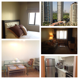 Condo in Forbeswood Heights, Taguig For Lease - 37 Sqm